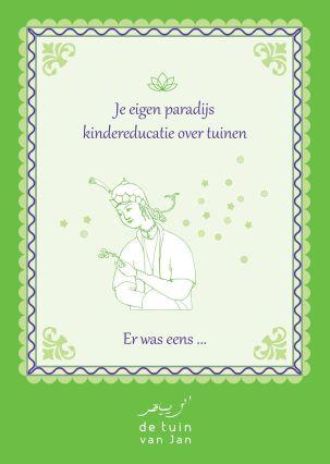 Folder Lessen Tuin van Jan DEF